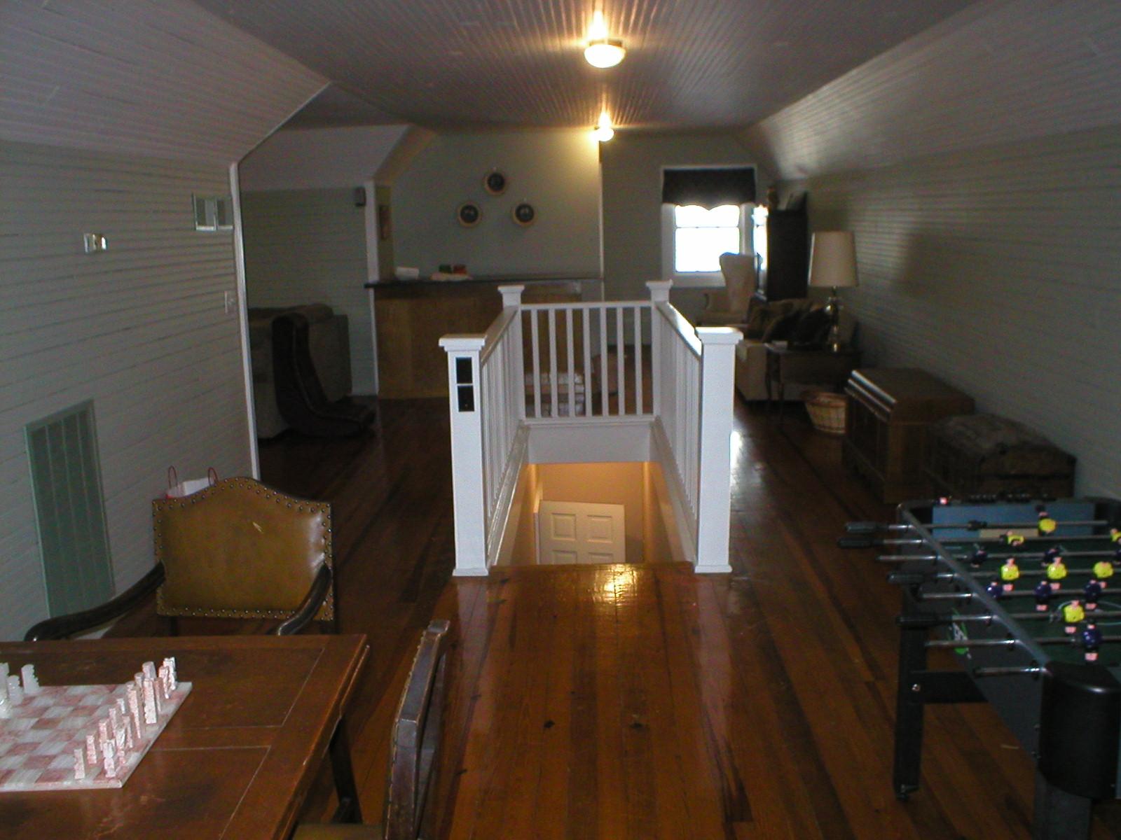 Good Upstairs And Bonus Rooms
